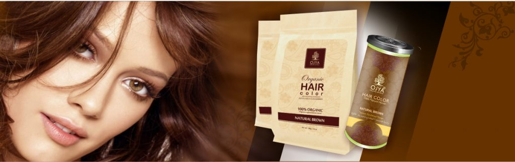 Brown Natural Hair Color Manufacturer and Exporter in India