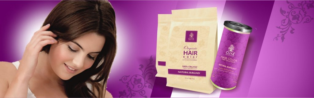 BURGUNDY natural hair color manufacturer supplier and exporter in India