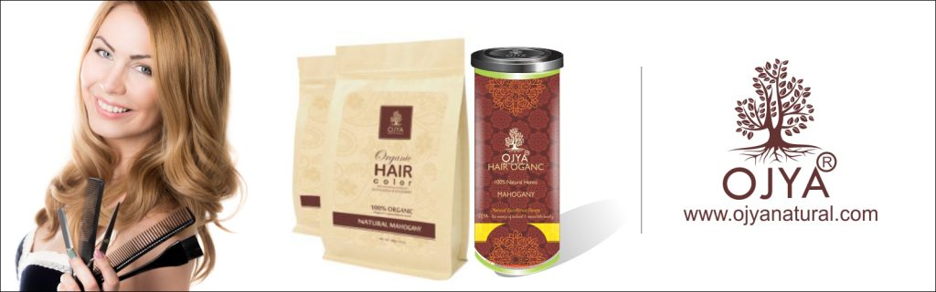 Mahogany natural hair color manufacturer and exporter in India