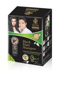 Black Hair Shampoo Manufacturer and Exporter in India