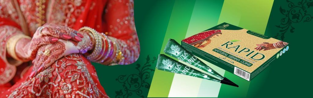 Natural Henna cone manufacturer and exporter in India
