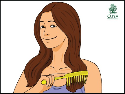 How To Apply Henna On Hair step 4